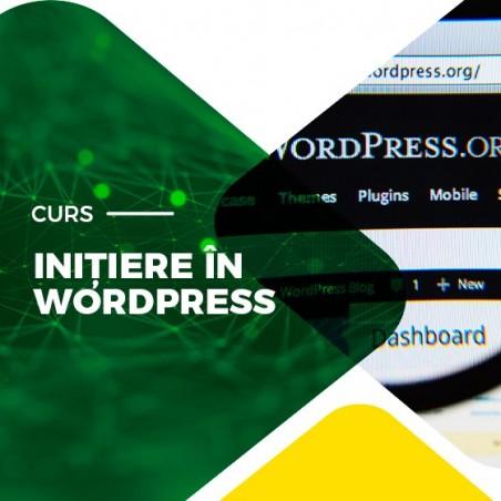 Inițiere în WordPress
