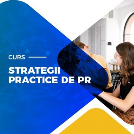 Strategii practice de PR