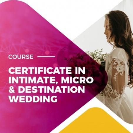 Certificate In Intimate,...