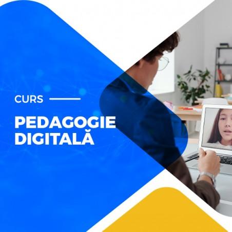 Pedagogie digitală