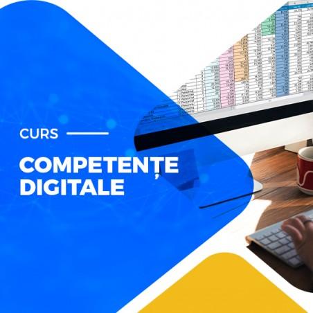 Competențe digitale