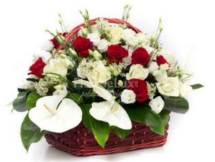 Cele mai folosite flori in aranjamentele florale sunt trandafirii