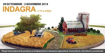 Noi cursuri de agricultura vor fi lansate in cadrul INDAGRA