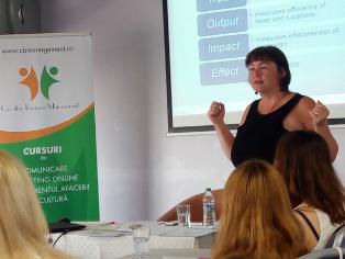 Cele 4 baze ale strategiei de comunicare a organizatiei explicate de specialistul in comunicare Kelly Freeman