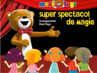 """Creative Business Management implementeaza pentru Maxi Toys campania """"Povestea magica a jucariilor"""""""