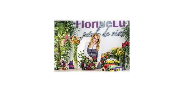Floristica – de la pasiune, la afacere profitabila